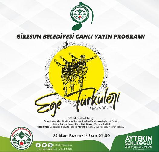 'Ege Türküleri'