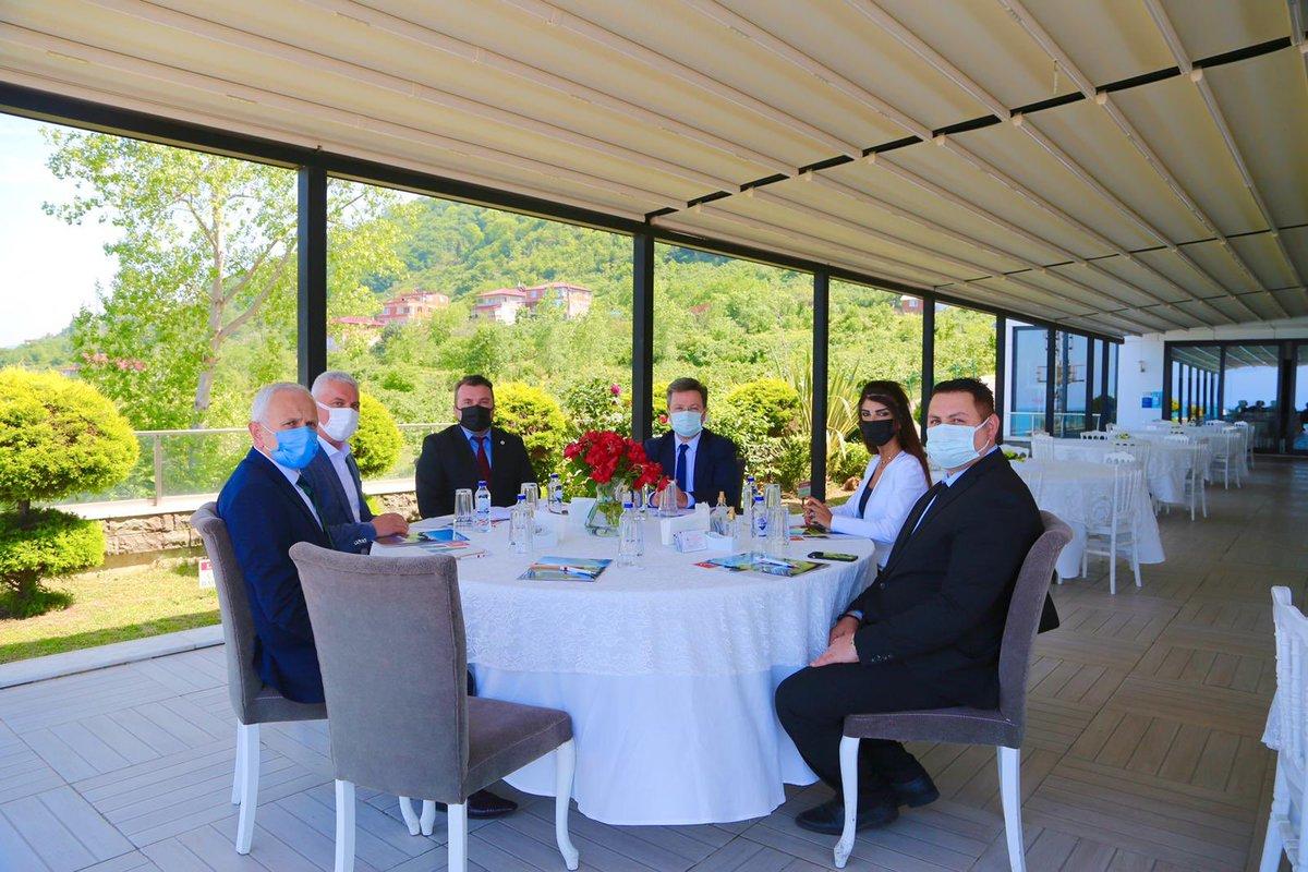 GİRTAB Encümen Toplantısı Vali Ünlü Başkanlığında Yapıldı