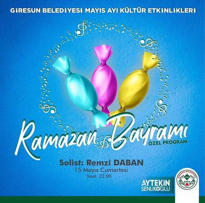 Ramazan Bayramı Remzi Daban