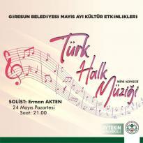 Türk Halk Müziği Erman Akten
