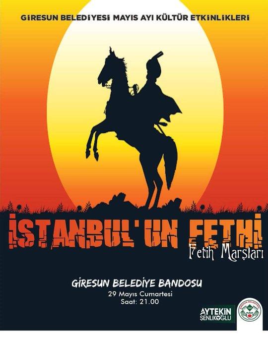 İstanbul'un Fethi – Fetih Marşları