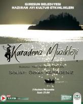 Karadeniz Müzikleri Özkan Karadeniz