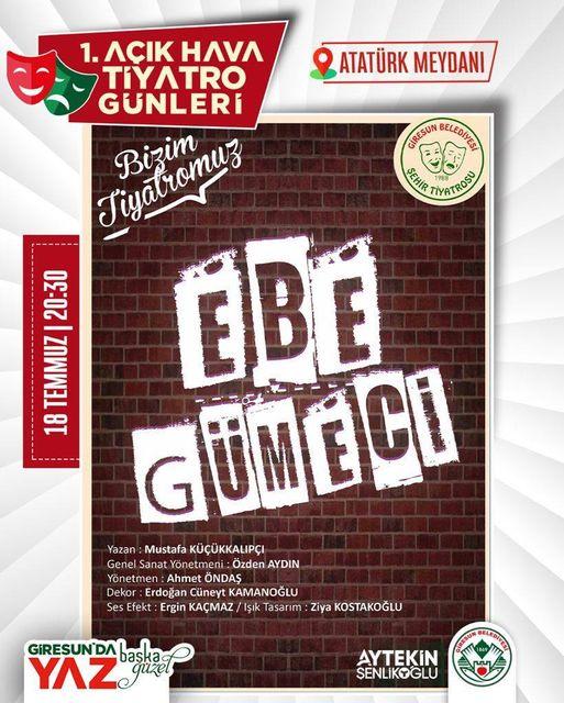 Ebe Gümeci
