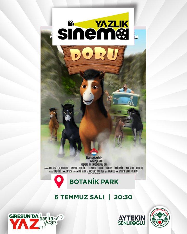 """Doru"" animasyon filmi"