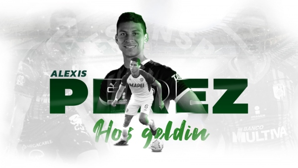 Alexis Perez Giresunspor'umuzda