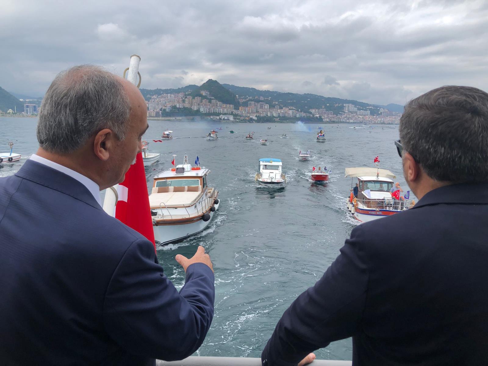 Karadeniz Bir Barış Denizidir Sempozyumu