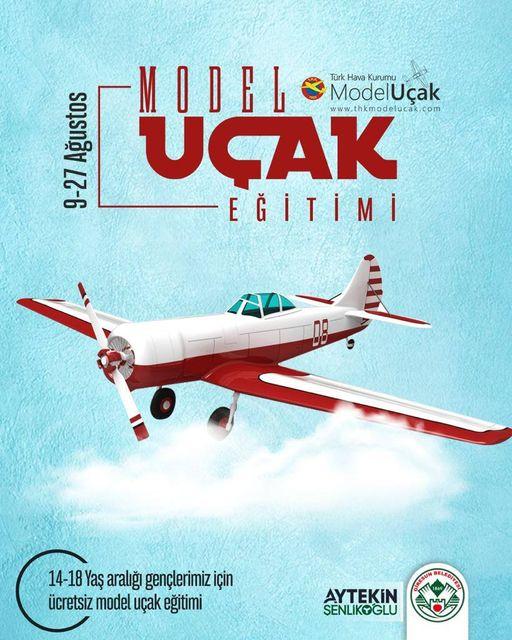 Model Uçak Eğitimi