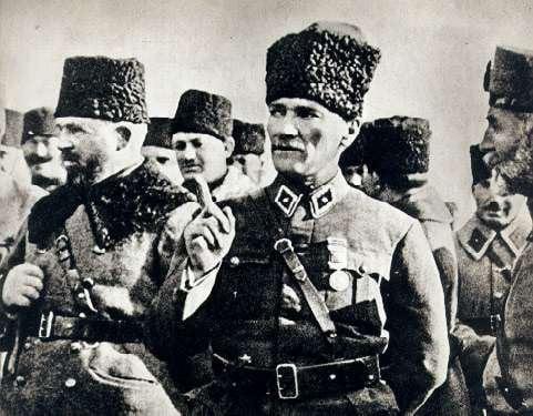 30 AĞUSTOS 1922'NİN KISA ÖYKÜSÜ