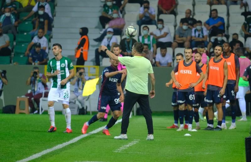 Giresunspor 0-1 Trabzonspor