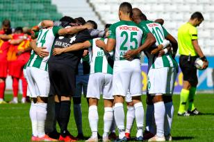 GZT Giresunspor 1-1 Yukatel Kayserispor