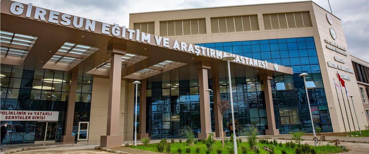 Giresun Üniversitesi Giresun Eğitim ve Araştırma Hastanesi