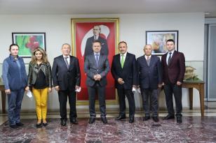 Vali Ünlü, PTT'nin 181'inci Kuruluş Yıl Dönümünü Kutladı